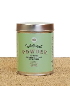 Apple Gourmet DIY powder set for natural candle 1
