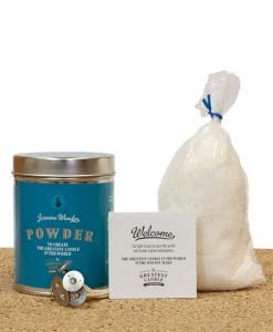 Jasmine Wonder DIY powder set for natural candle 2