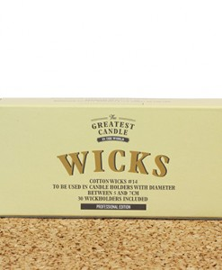 Wicks #14 – box of 50 units