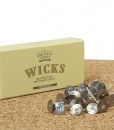 Wicks Tealight – box of 100 unitst